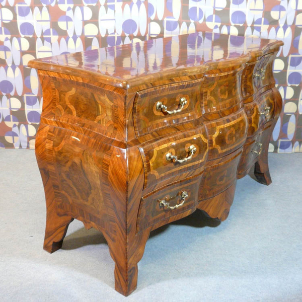 Commode louis xv bureau louis xv meubles louis xv for Meuble bureau 974