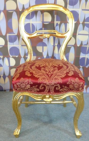 Chaise style louis xv meubles art d co lampe tiffany fauteuil baroque vase m dicis - Meuble tiffany ...