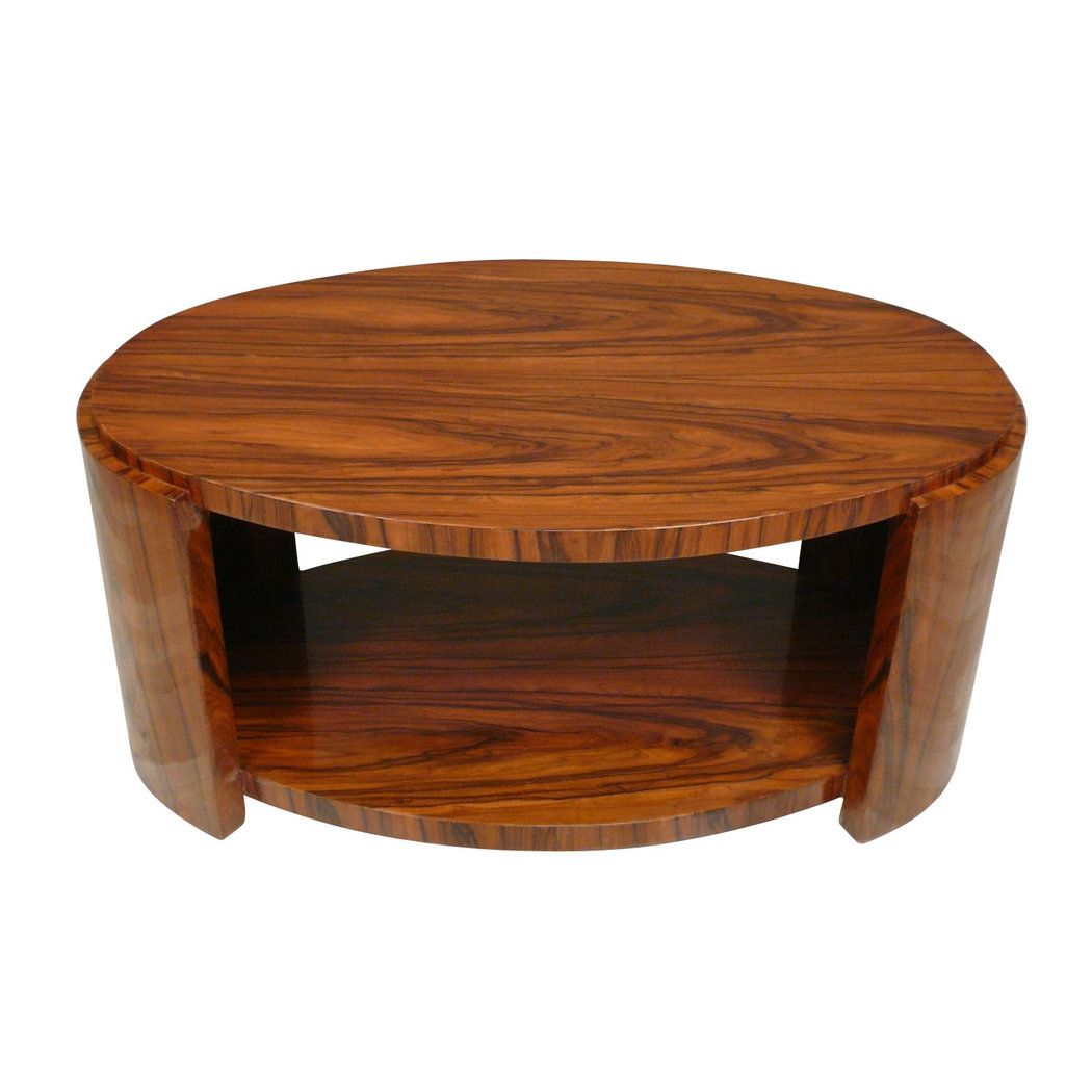 Table basse art deco palissandre - Decoration table basse ...
