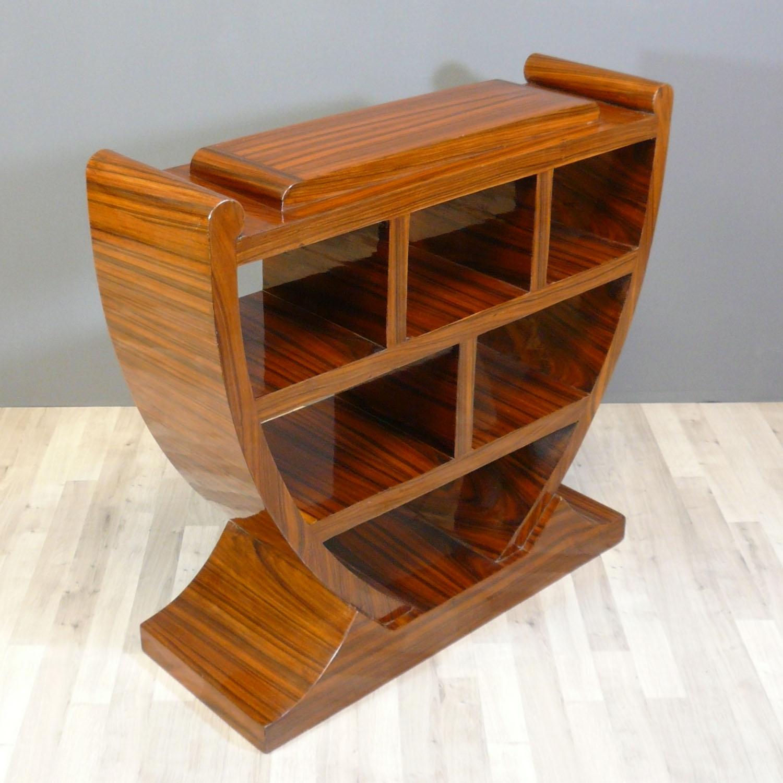 meuble biblioth que art d co meubles art d co. Black Bedroom Furniture Sets. Home Design Ideas
