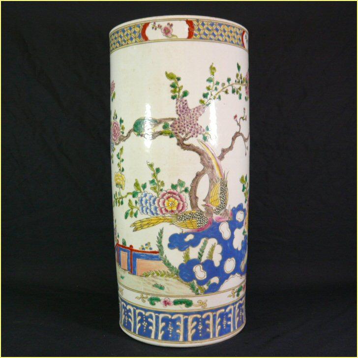 Pot en porcelaine de chine meubles art d co lampe tiffany fauteuil baroque vase m dicis - Meuble tiffany ...
