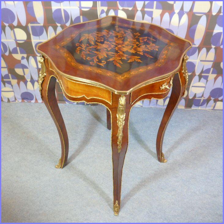 Gu ridon style louis xv meubles art d co lampe tiffany fauteuil baroque vase m dicis - Meuble tiffany ...
