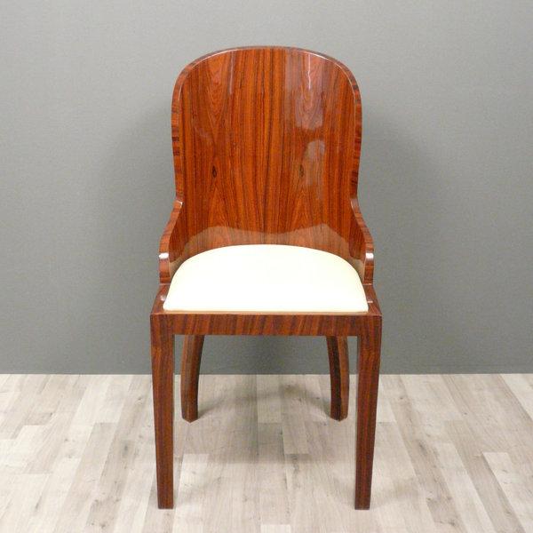 chaise art d co meubles art d co. Black Bedroom Furniture Sets. Home Design Ideas