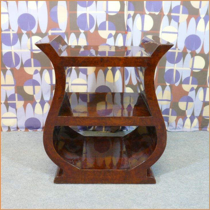 Petit meuble biblioth que art d co meubles art d co lampe tiffany fauteuil baroque vase - Meuble tiffany ...