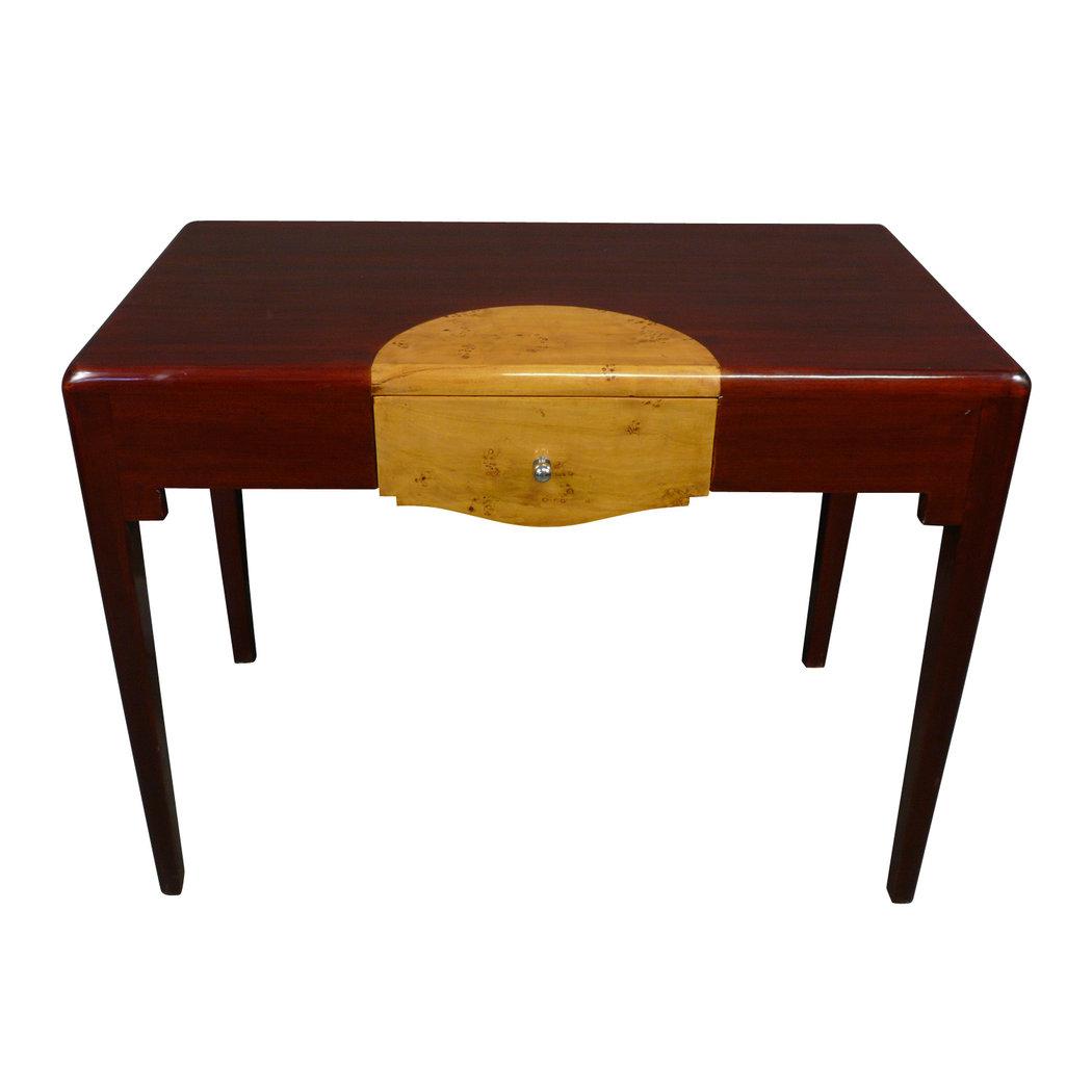 bureau art d co en weng meubles art d co. Black Bedroom Furniture Sets. Home Design Ideas