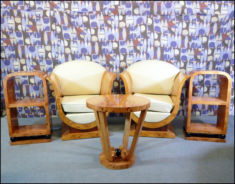 salon art d co meubles art d co lampe tiffany fauteuil baroque vase m dicis. Black Bedroom Furniture Sets. Home Design Ideas