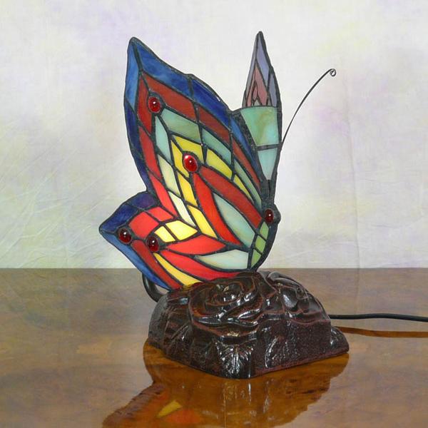 Tiffany Style Butterfly Lamp Tiffany Lamps
