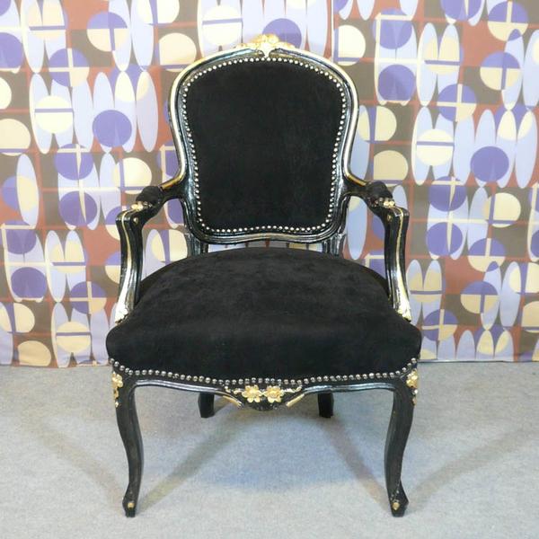 Fauteuil baroque style louis xv meubles art d co lampe tiffany fauteuil baroque vase m dicis - Meuble tiffany ...