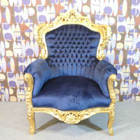 le style baroque fauteuil chaise et mobilier. Black Bedroom Furniture Sets. Home Design Ideas