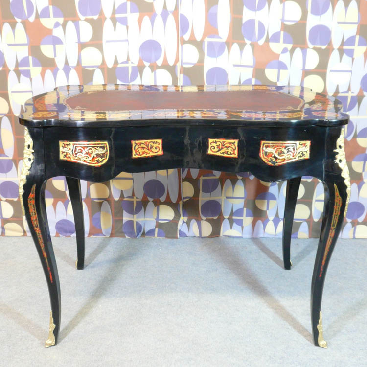 bureau style boulle meubles art d co lampe tiffany fauteuil baroque vase m dicis. Black Bedroom Furniture Sets. Home Design Ideas