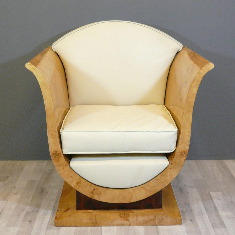 paire de fauteuils art deco meubles art d co