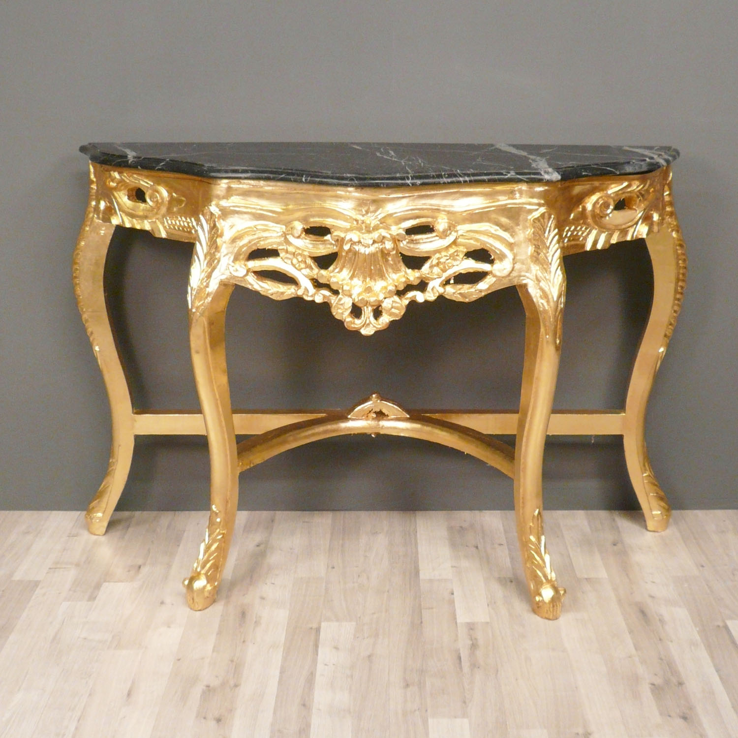 console dor e style louis xv images. Black Bedroom Furniture Sets. Home Design Ideas