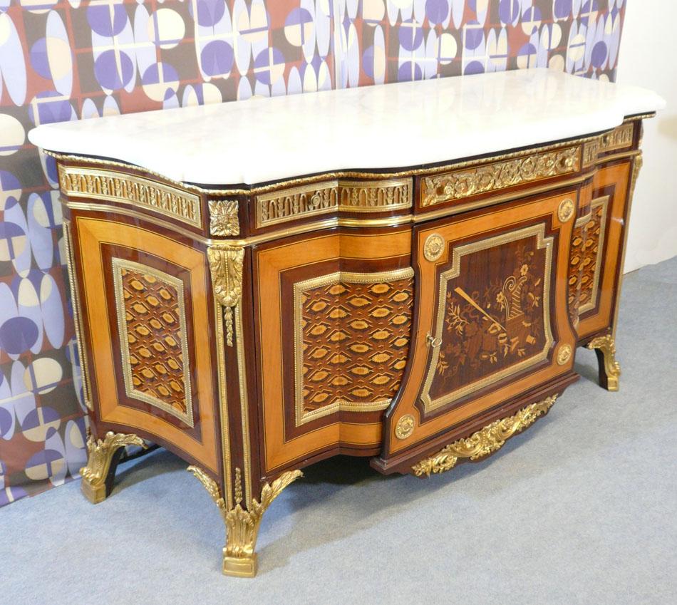 Buffet style Louis XV,XVI