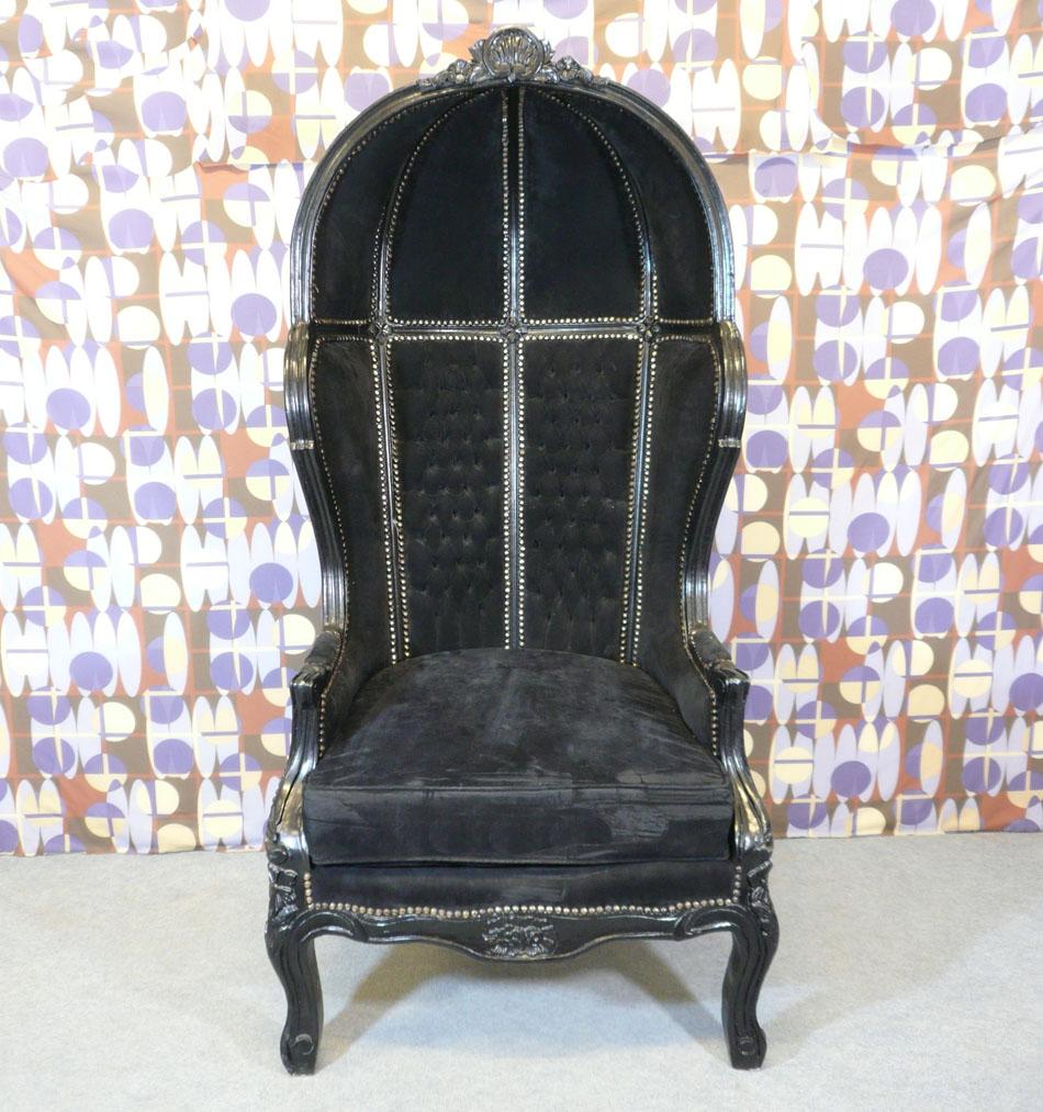 Fauteuil carrosse noir meubles art d co lampe tiffany fauteuil baroque vase m dicis - Meuble tiffany ...