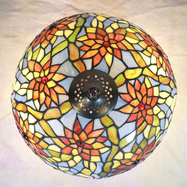 plafonniers tiffany luminaires tiffany lampes tiffany. Black Bedroom Furniture Sets. Home Design Ideas