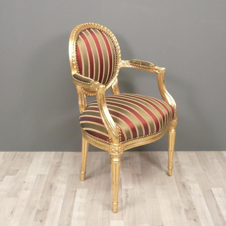 fauteuil louis xvi m daillon fauteuils louis xv. Black Bedroom Furniture Sets. Home Design Ideas