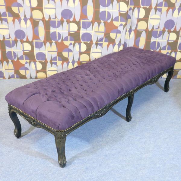 Banquette baroque fauteuils baroques design chaises baroques pas cher m - Banquette style baroque ...