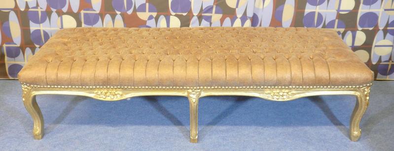 Banquette baroque meubles baroques prix meubles de style luminaires tii - Banquette style baroque ...