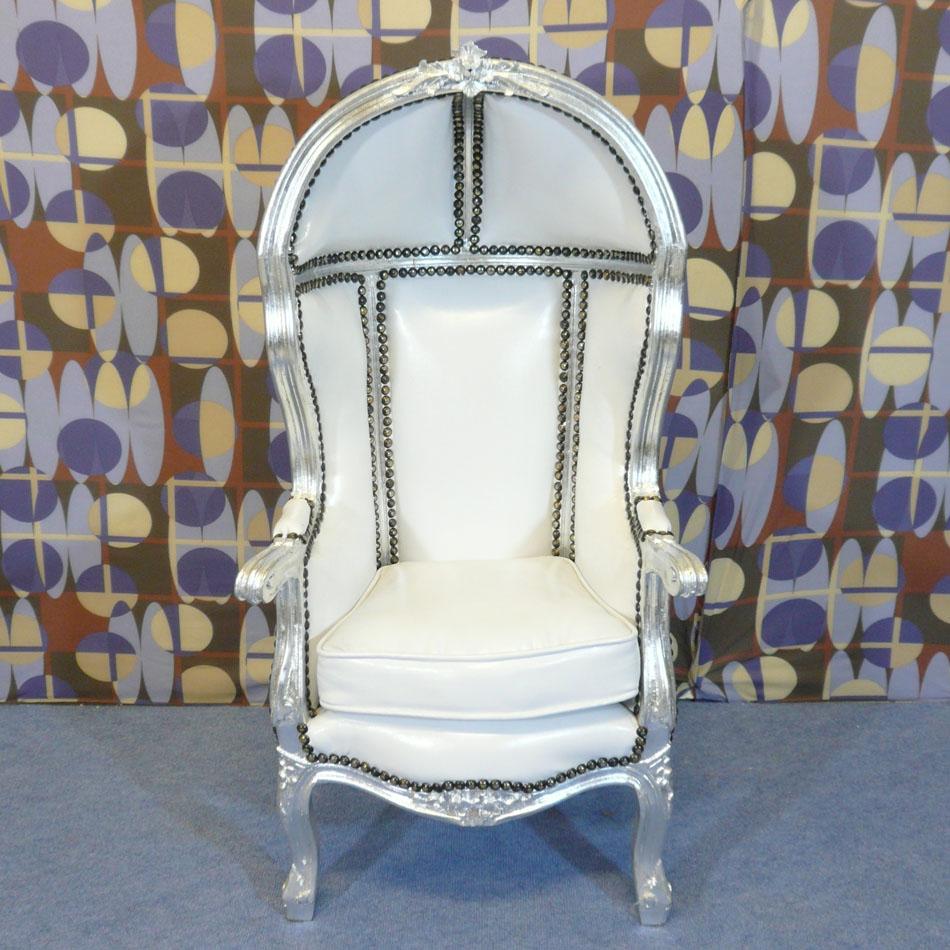 fauteuil enfant carrosse fauteuils baroques chaises baroques meubles de style art d co. Black Bedroom Furniture Sets. Home Design Ideas