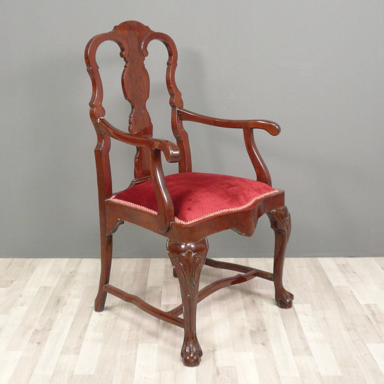 chippendale tabelle kompletter satz m bel. Black Bedroom Furniture Sets. Home Design Ideas
