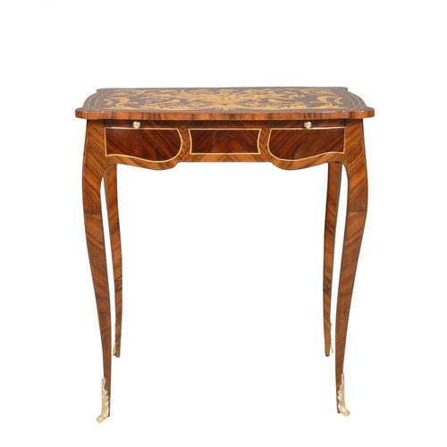 Louis XV small desk - Writing case