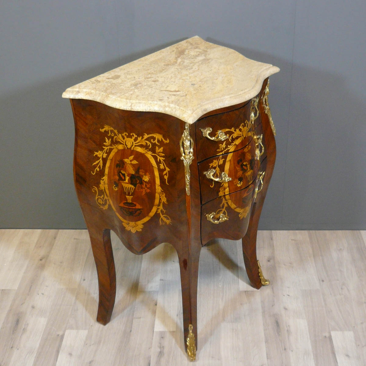 Louis xv commode art deco tiffany lamps bronze - Commode baroque pas chere ...