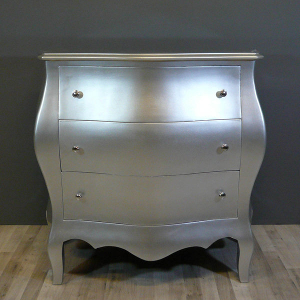 Commode baroque baroque furniture - Commode noire baroque ...