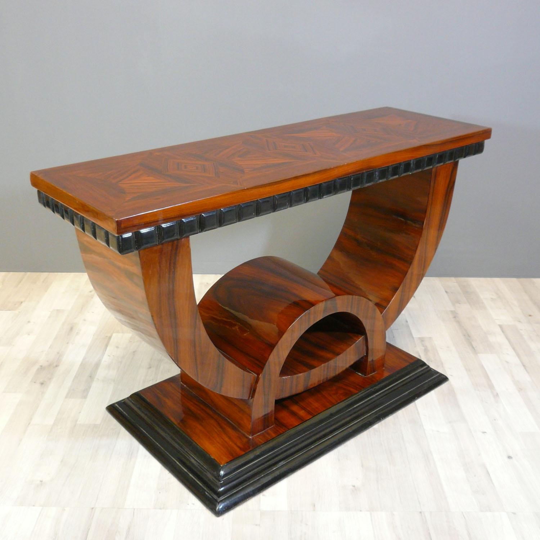 console art d co meubles art d co. Black Bedroom Furniture Sets. Home Design Ideas