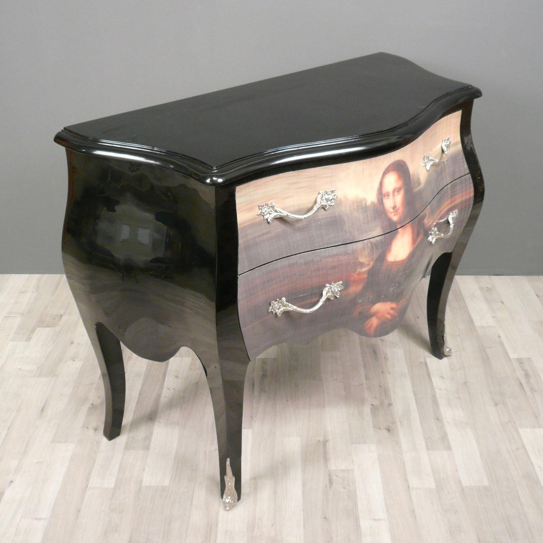 commode baroque. Black Bedroom Furniture Sets. Home Design Ideas