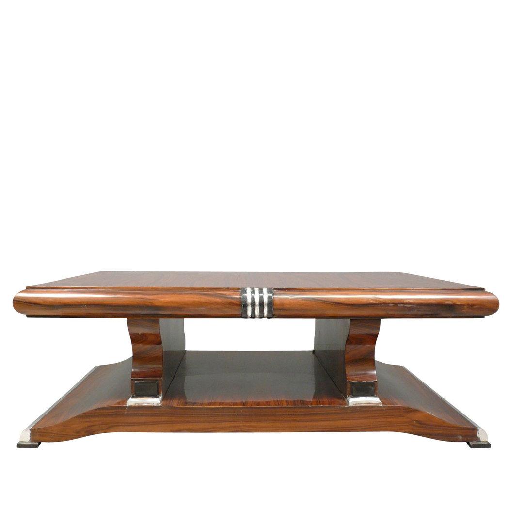 table basse art d co meubles art d co. Black Bedroom Furniture Sets. Home Design Ideas