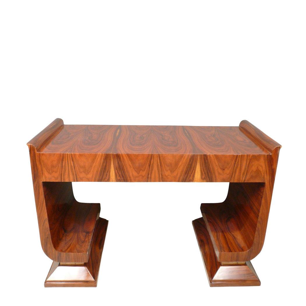 bureau art d co en palissandre meubles art d co canap. Black Bedroom Furniture Sets. Home Design Ideas