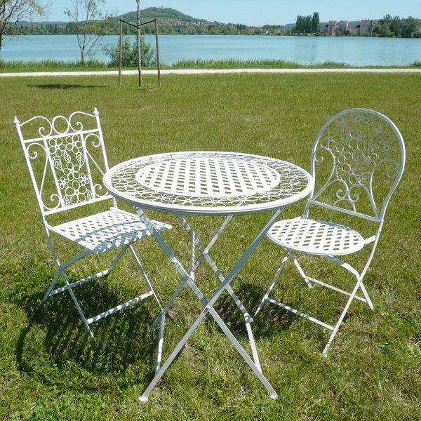 Salon De Jardin En Fer Forg Tables Chaises Bancs