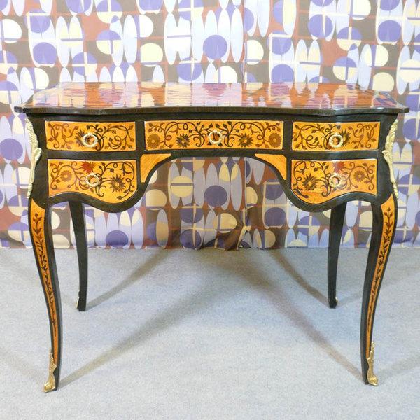 Bureau louis xv meubles art d co lampe tiffany fauteuil baroque vase m dicis - Meuble tiffany ...
