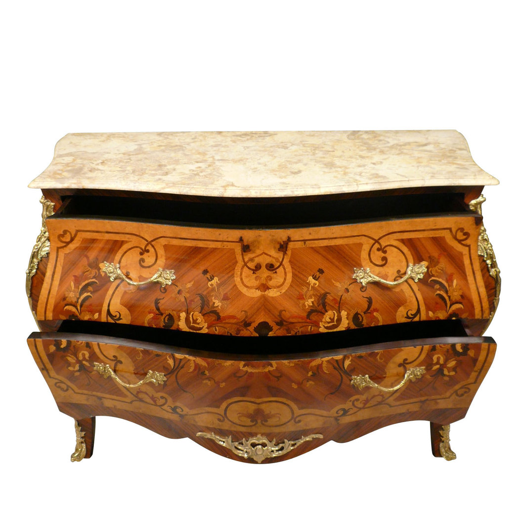 Commode louis xv commodes et meubles louis xv for Meuble louis xv