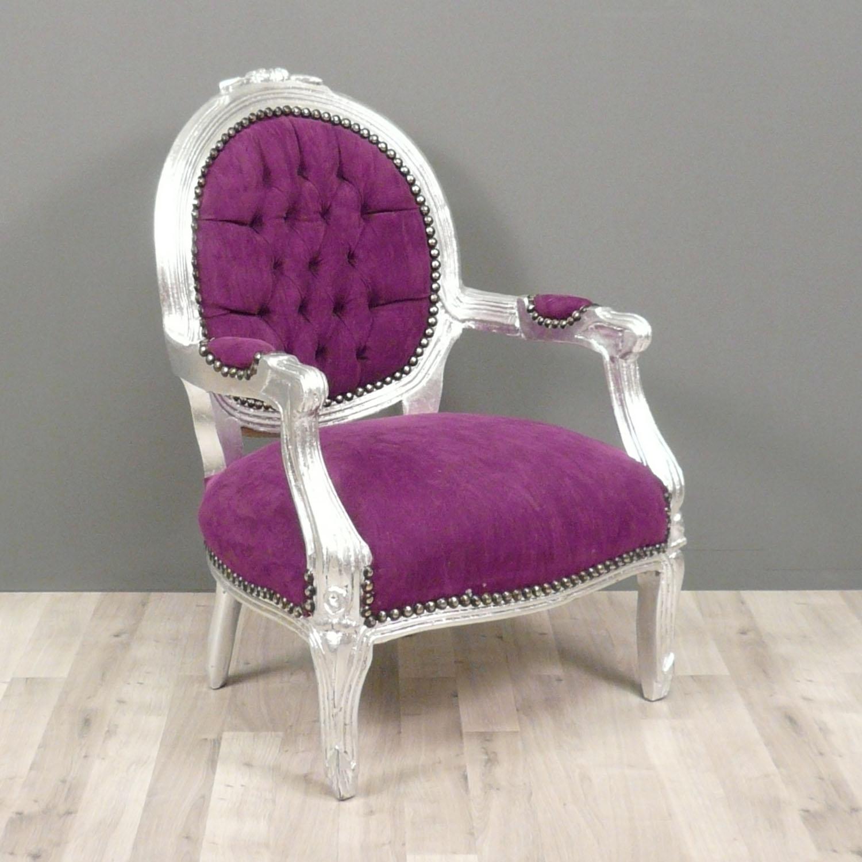 fauteuil baroque style louis xvi enfant fauteuils chaises. Black Bedroom Furniture Sets. Home Design Ideas