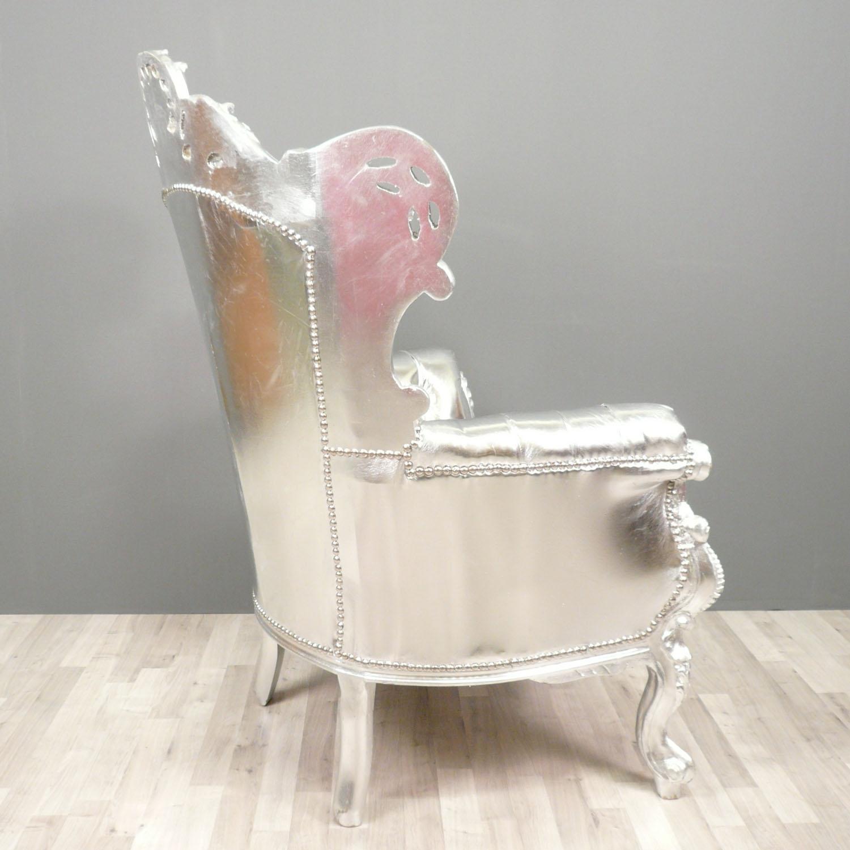 Fauteuil Zebre Pas Cher destiné fauteuil baroque zebre - fashion designs