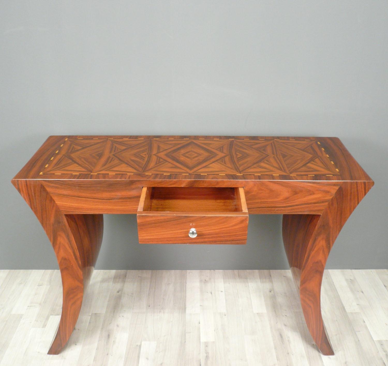 Console art d co meubles art d co for Meuble art deco belgique