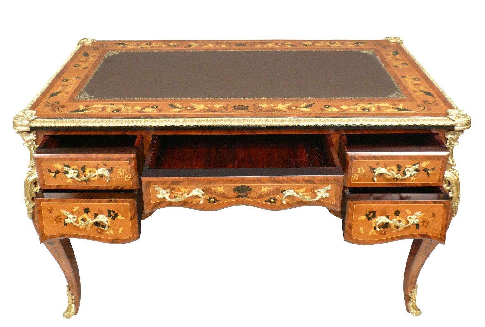 bureau louis xv vendre meuble louis xv. Black Bedroom Furniture Sets. Home Design Ideas
