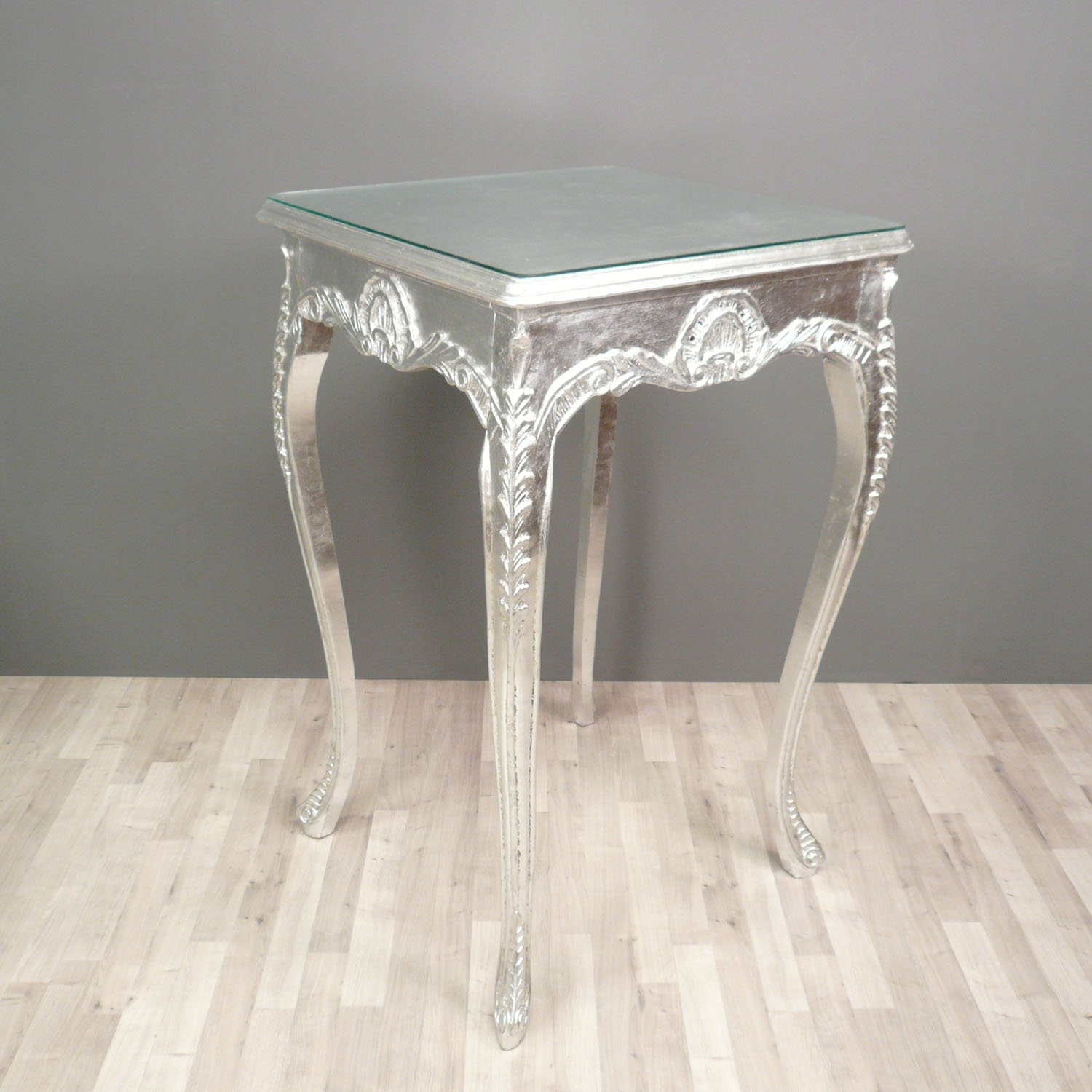 table baroque de bar argent e meuble baroque. Black Bedroom Furniture Sets. Home Design Ideas