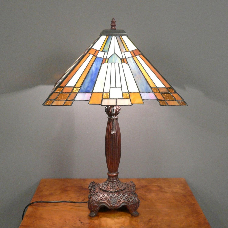 Tiffany lamp art deco lamps floor chandelier for Art decoration fr