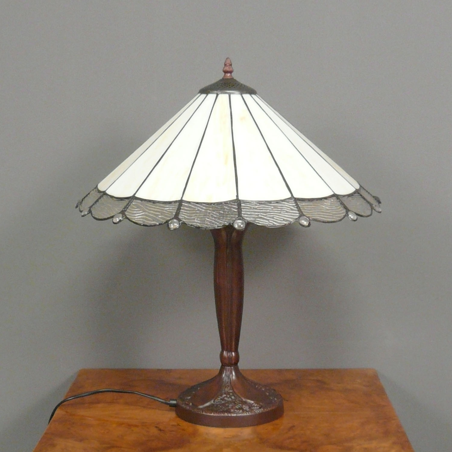 Tiffany lamp art deco lamps floor chandelier for Tiffany lampen