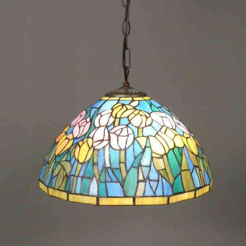 lampadari indiani : lampadario tiffany lampadario tiffany alla decorazione dei tulipani ...