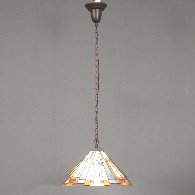 lampadario tiffany : Lampadario Tiffany art deco - Lampade tiffany