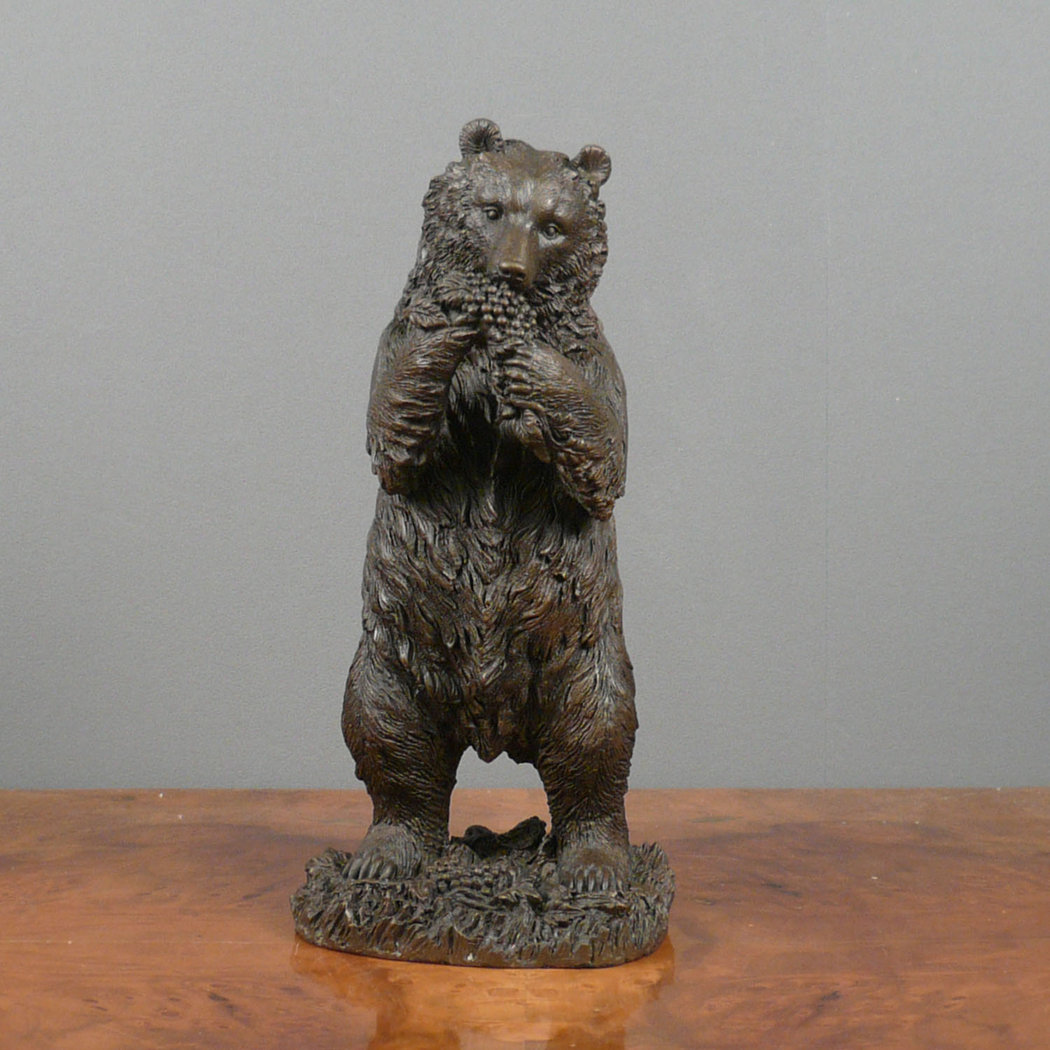 Bronze Statue Bear Sculptures