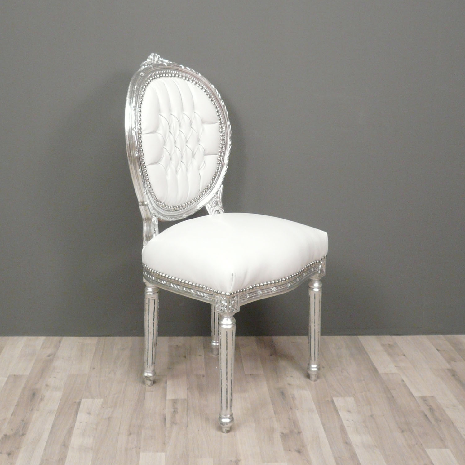 Chaise louis xvi chaise baroque meuble baroque - Sillas louis xvi ...