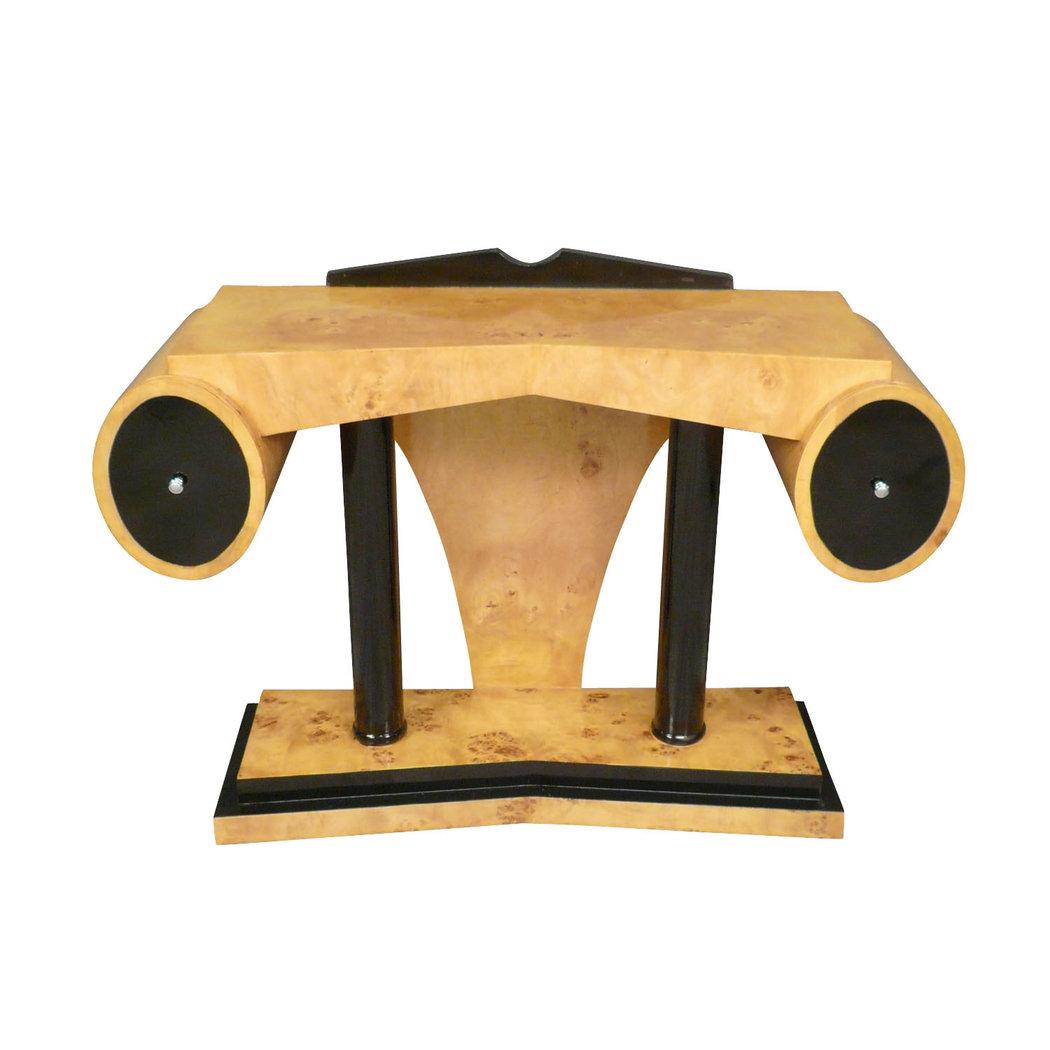 console art d co originale mobilier art d co. Black Bedroom Furniture Sets. Home Design Ideas