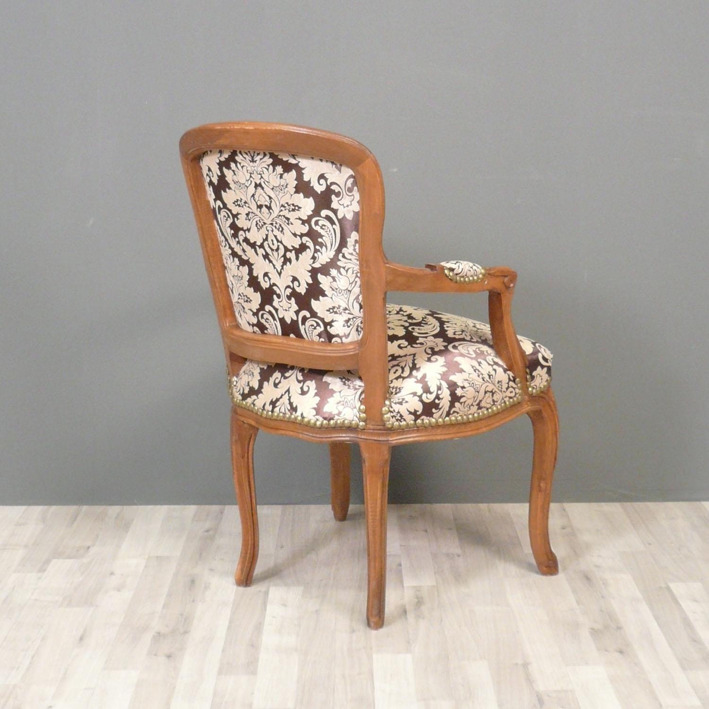 fauteuil louis xv chaise et canap baroque. Black Bedroom Furniture Sets. Home Design Ideas