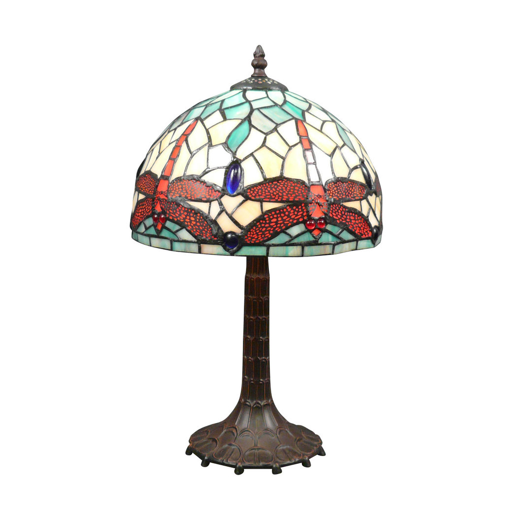lampe tiffany dragonfly lustres lampadaires. Black Bedroom Furniture Sets. Home Design Ideas