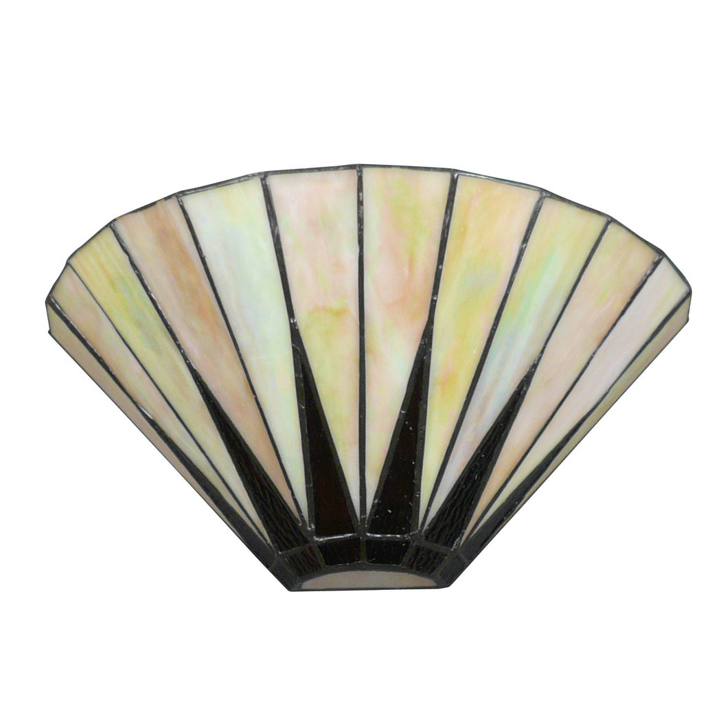 tiffany wall sconce art deco memphis furniture and lamp. Black Bedroom Furniture Sets. Home Design Ideas