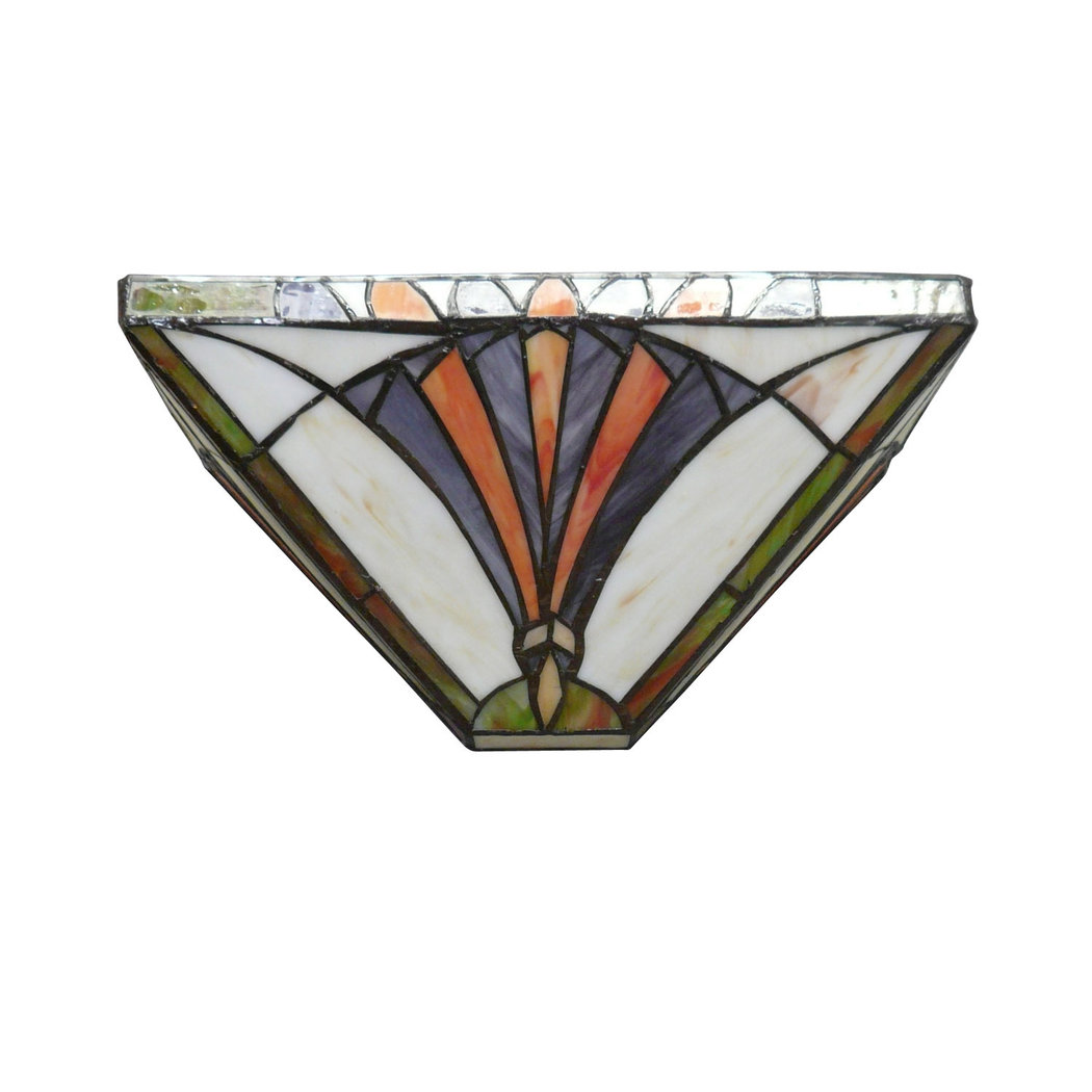 Indoor Wall Light Sconces : Wall sconce Tiffany Alexandria - Lamps